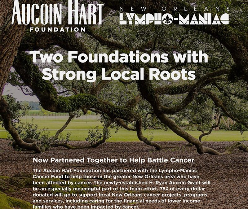 "Lympho-Maniac introduces ""H. Ryan Aucoin Memorial Cancer Grants"" in honor of Ryan Aucoin"