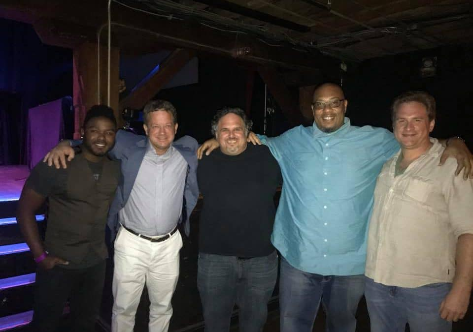"""Comedy for a Cause"" at Republic NOLA raises over $1,050 for New Orleans Lympho-Maniacs"
