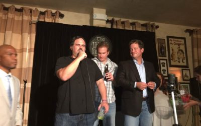 """""""Comedy for a Cause"""" at Irish House raises over $3,000 for New Orleans Lympho-Maniacs"""