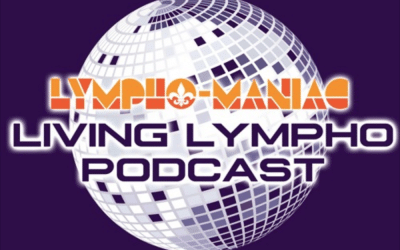 """New Orleans Lympho-Maniac Cancer Fund launches new podcast called """"Living Lympho Podcast."""""""