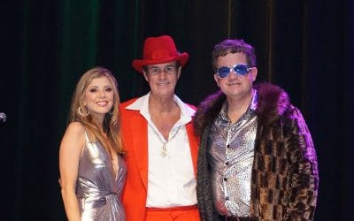 Tickets are 100% Sold Out for Upcoming 2018 Lympho-Maniac 70's Gala at New Orleans Mardi Gras World
