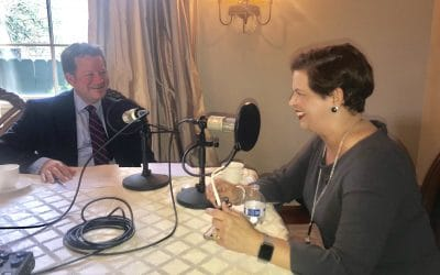 Living Lympho Podcast releases Episode #5 with special guest Mrs. Julie Skinner Stokes